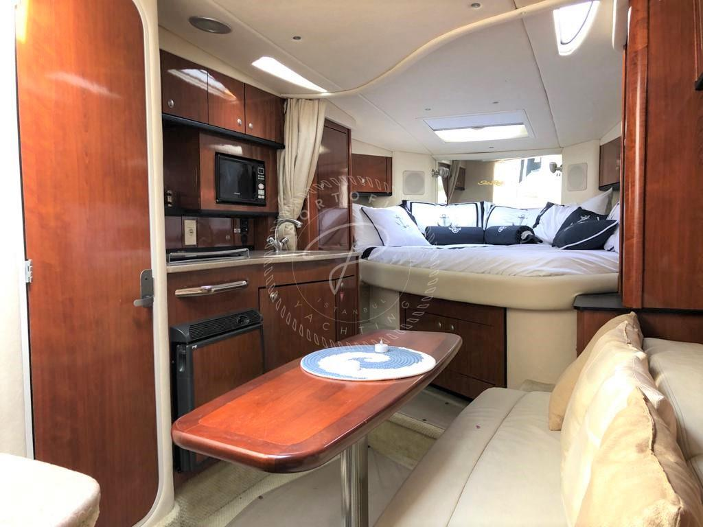 2007 SEA RAY 335 SUNDANCER